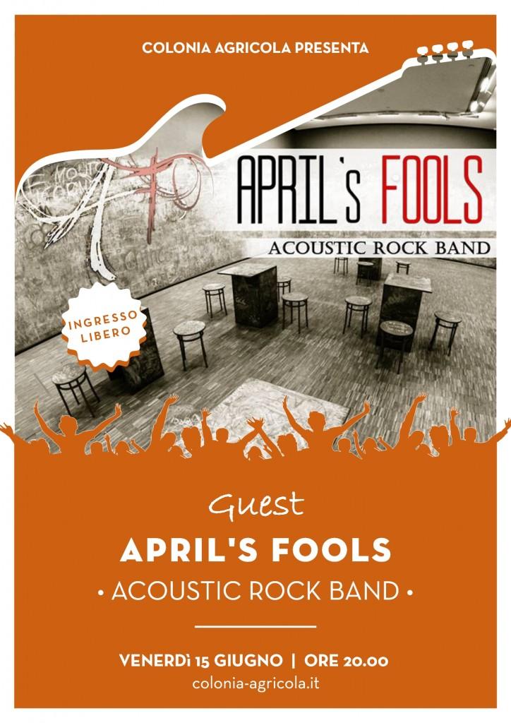 April's Fools fronte