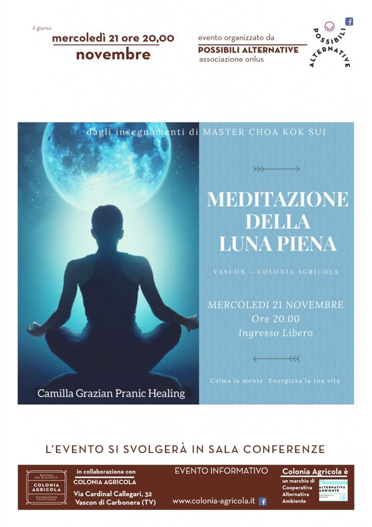 Meditazione Pranic Healing