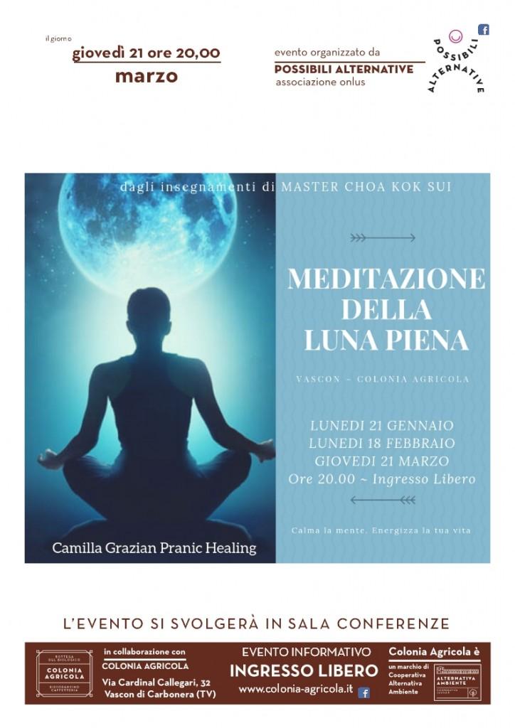 Meditazione Luna Piena