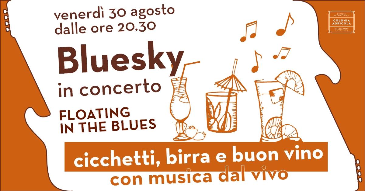 bluesky concerto copertina