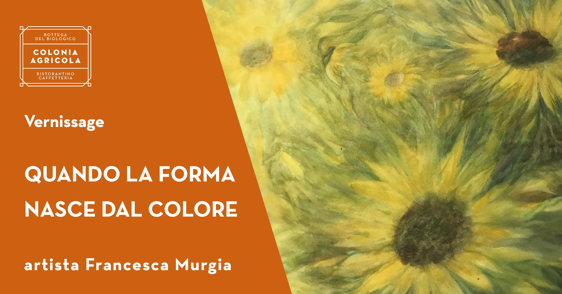 quando la forma nasce dal colore