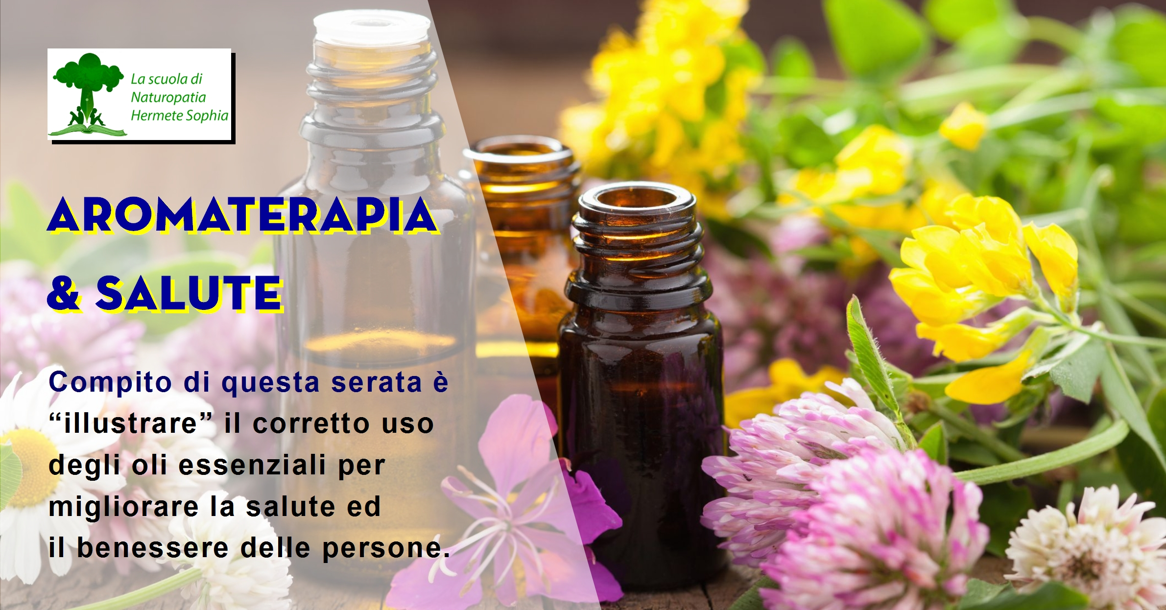 aromaterapia & salute