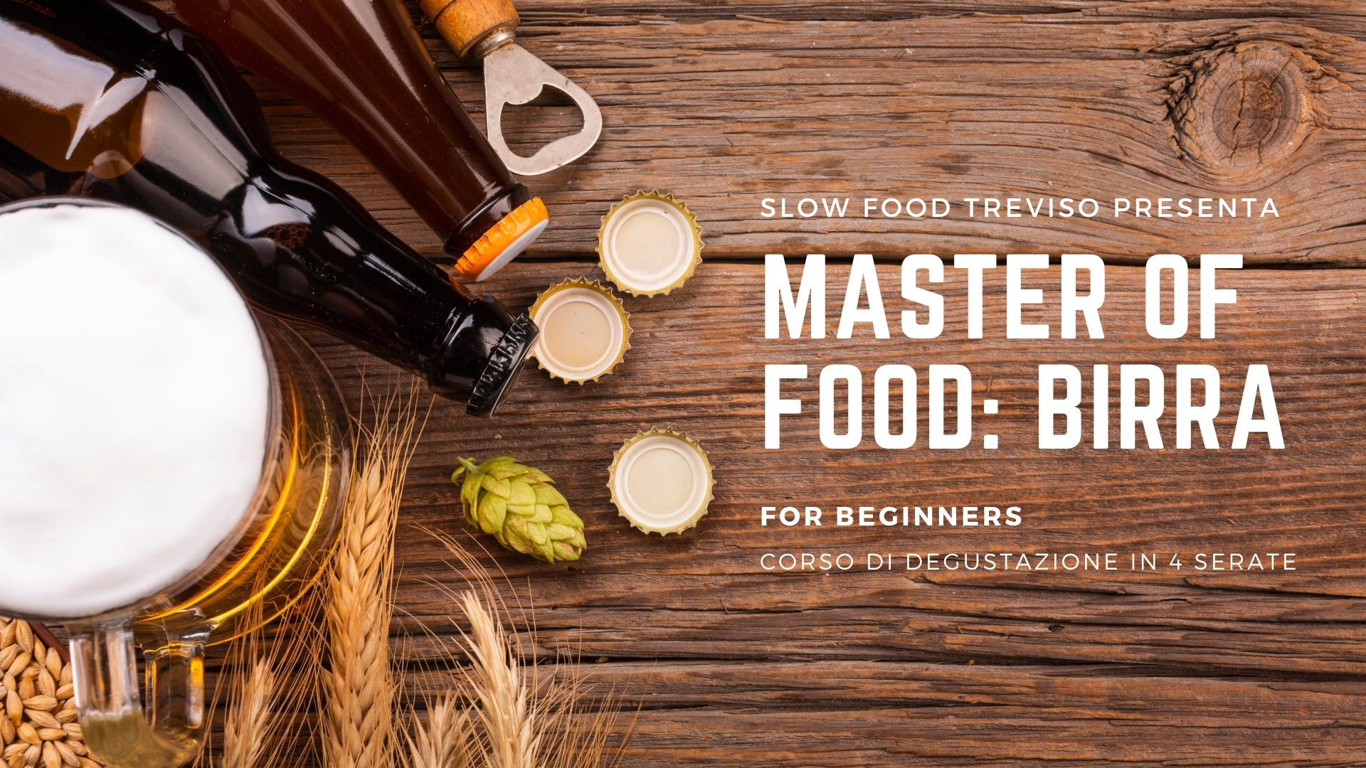 Master of food: birra
