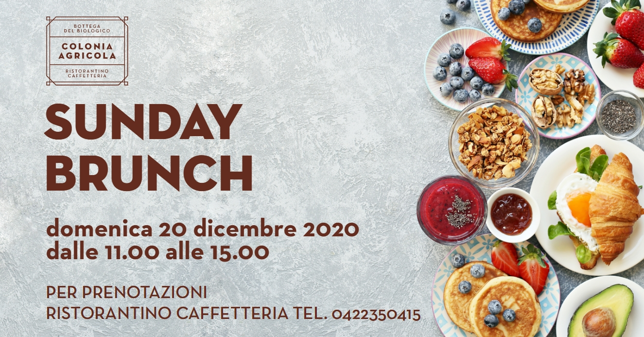 Brunch Colonia Agricola