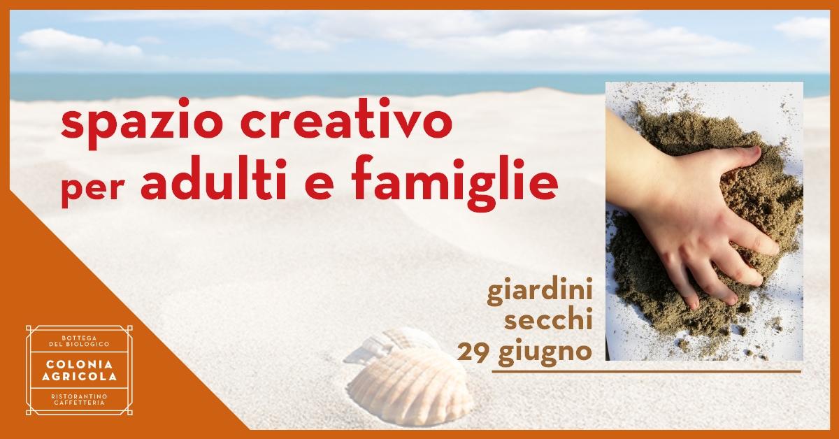 Spazio creativo per adulti e famiglie 2