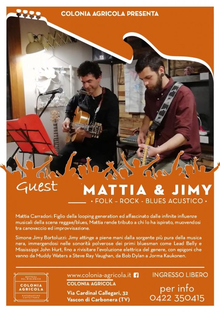 MATTIA & JIMY retro