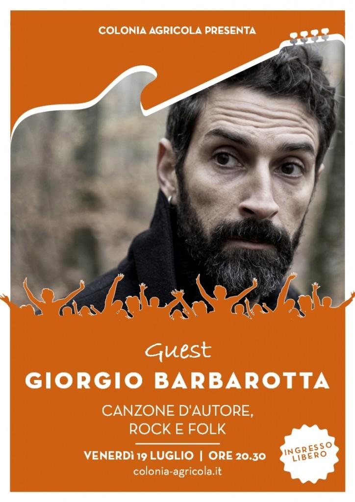 Giorgio Barbarotta Fronte