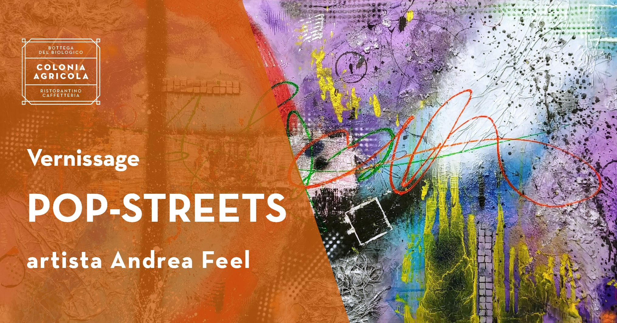 vernissage Pop-streets